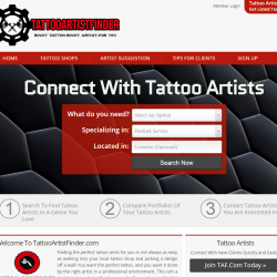 Find local tattoo artists with specialties in your favorite styles