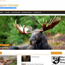 Sport Hunter   Hunting News  Tips  and Reviews